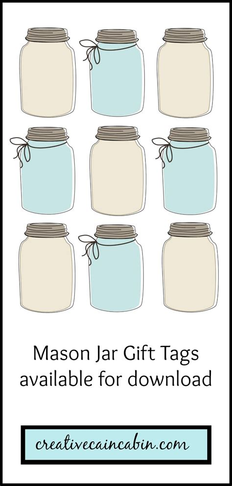 jar tags template chocolate mix recipe gift tags printable jar and gift