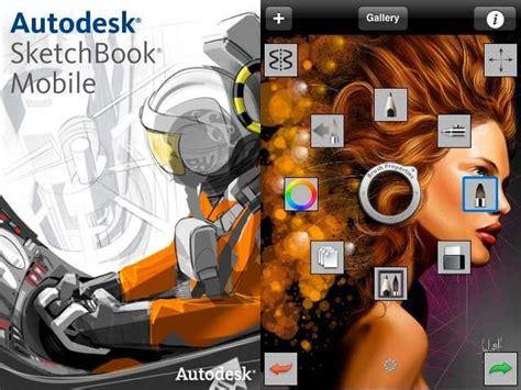 sketchbook pro apk unlocked autodesk sketchbook скачать на андроид