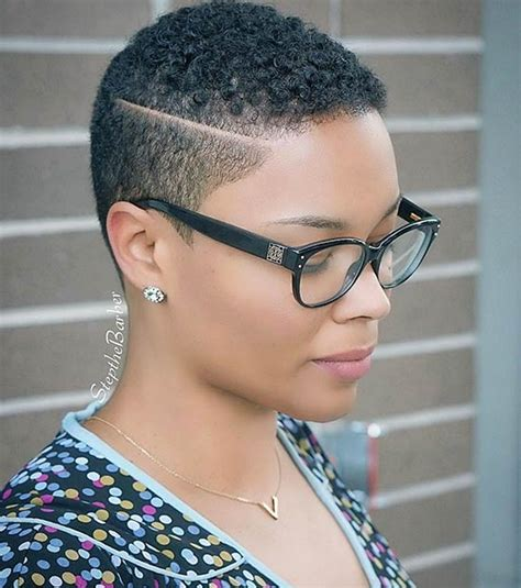 shortcut for black women hair 31 best short natural hairstyles for black women short