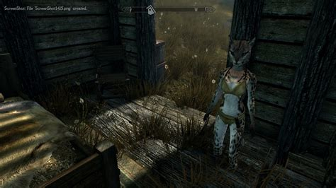 argonian and khajiit digitgrade with sos body texture at khajiitchild maisha page 48 file topics the nexus forums