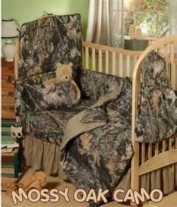 Camo Baby Boy Crib Bedding Buck S Rustic Log Cabin Nursery Theme