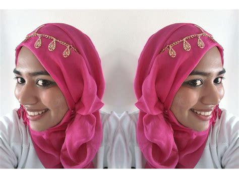 tutorial hijab arab saudi new hijab in arabic styles hijabiworld