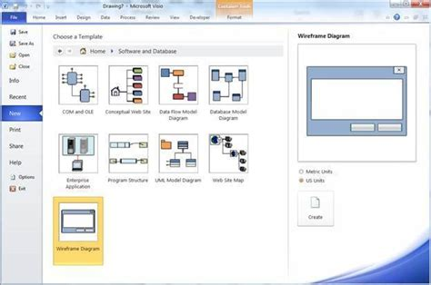 visio design software panduit design tool for visio software informer screenshots