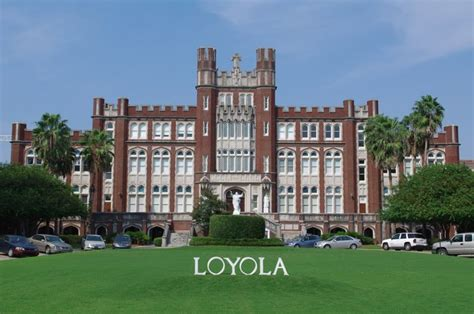 Of New Orleans Mba Curriculum by Loyola New Orleans