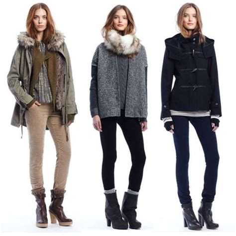 winter clothes sized winter fashion gap collection 2011