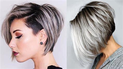 cortes de pelos para mujeres cortes de cabello bob 2019 mujeres moda cortes bob para