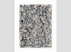 Jackson Pollock (1912-1956) , Number 19, 1948 | Christie's Jackson Pollock Number 10 1949