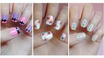 easy nail art for beginners 8 youtube