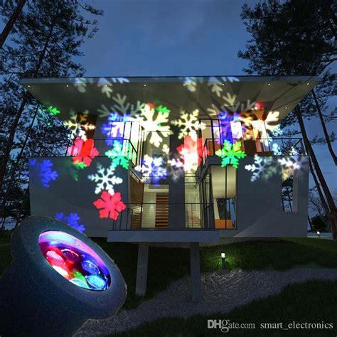 outdoor spot light for decorations 2017 decoration l led snowflake spotlight led