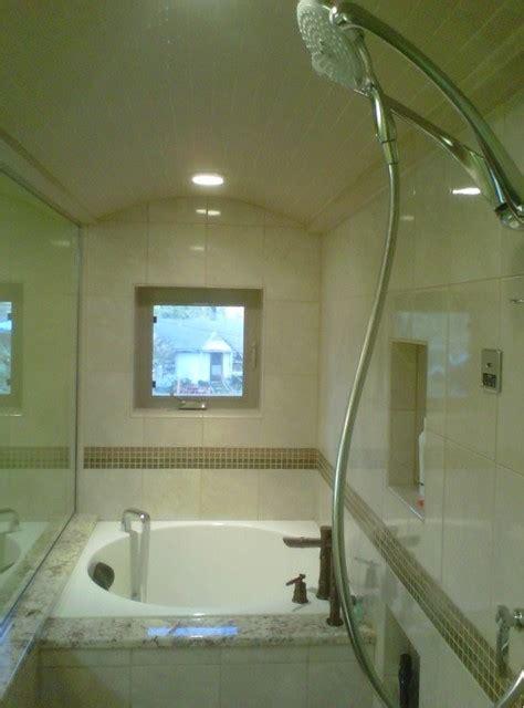 eugene steam shower  japanese tub contemporary