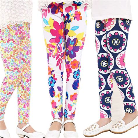 baby leggings pattern nz aliexpress com buy kids pants skinny printing baby girls