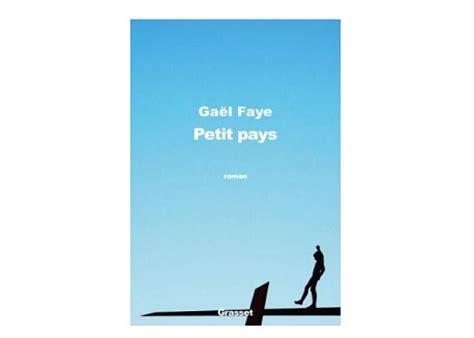 libro petit pays roman gael faye petit pays livre et ebook jpg