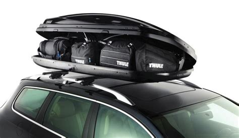 Thule Sweden Roof Rack by Thule 686xt Atlantis 1600 Rooftop Cargo Box