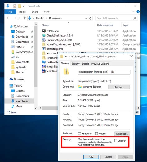 how to unblock files in windows 10 newhairstylesformen2014 com how to unblock files downloaded from internet in windows 10