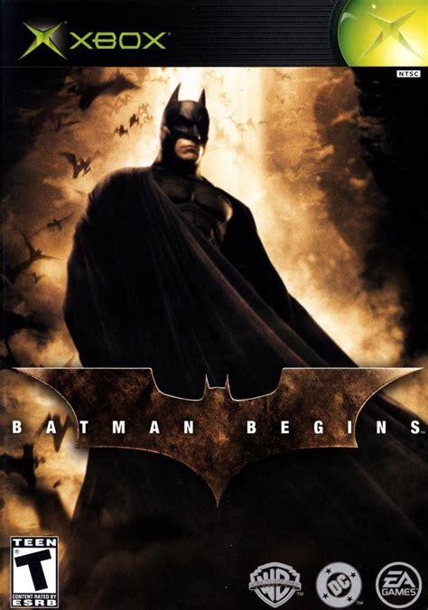 batman begins xbox