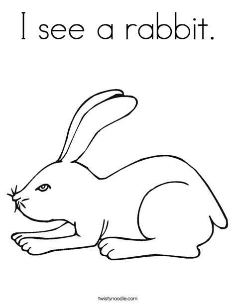rabbit hutch coloring page free rabbit hutch coloring pages