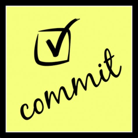 Commit To Commitment by Commit Driverlayer Search Engine