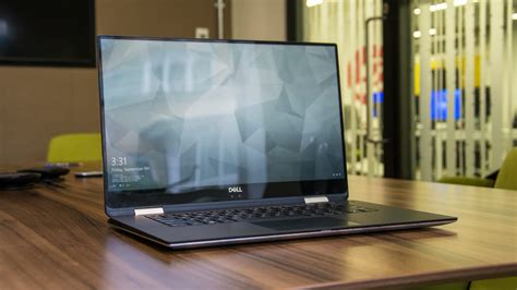 Laptop Hybrid Dell Xps dell xps 15 2 in 1 preview dell launches new 15in laptop hybrid at ces 2018 expert reviews
