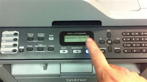 brother mfc j220 reset counter brother mfc l2700 сброс счетчика тонера замените