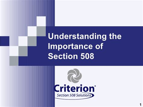 section 508 website understanding section 508 for web applications klonicmen