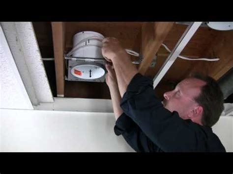 installing recessed lights in finished drywall how to