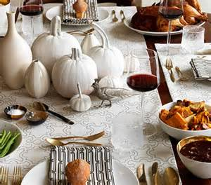 Food Network Table Linens - 55 beautiful thanksgiving table decor ideas digsdigs