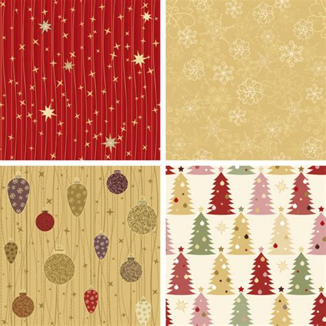 cute holiday pattern cute christmas seamless pattern vector 20 vector