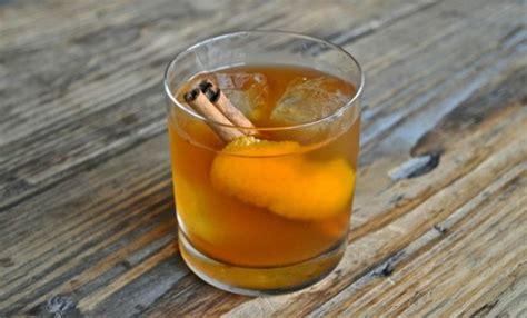 spiced rum recipes spiced rum fashioned recipe relish