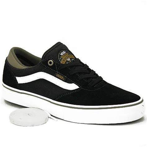 Vans Gilbert Cickrett Pro Denim vans gilbert crockett pro shoe black rubber in stock at