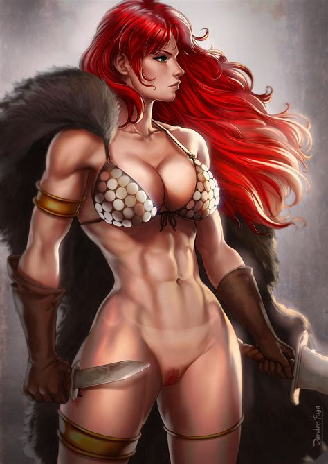 Red sonja Comics Universes funny Cocks And Best Porn