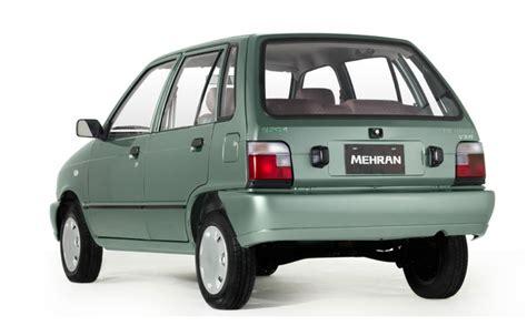 Suzuki Mehran Features Suzuki Mehran Vs Suzuki Cultus Comparison Price Specs