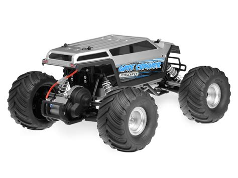 traxxas monster jam trucks video the gate crasher liverc com r c car news