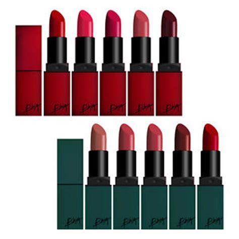 Lipstik Bbia bbia last lipstick velvet matte 3 2g 10color ebay