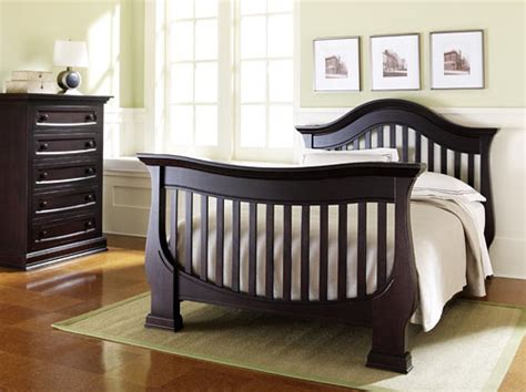 Crib That Converts To Size Bed by 5 Cool Cribs That Convert To Beds Kidsomania