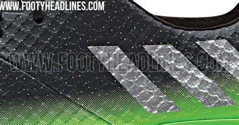 Sweater Ac Milan 2016 2017 Leaked Adidas Green striking adidas messi 2016 2017 boots leaked footy headlines