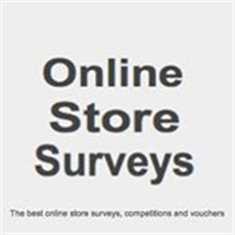 Store Surveys For Money - online store surveys surveys competitions money saving