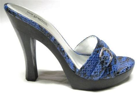 high heel slide mules slides high heels ebay