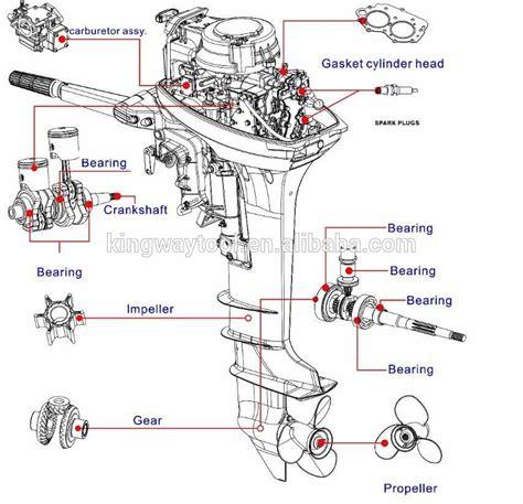 cheap yamaha boats parts cheap outboard motor outboard engine boat motor 4 stroke