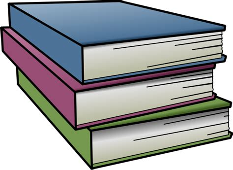 clipart book books clip at clker vector clip