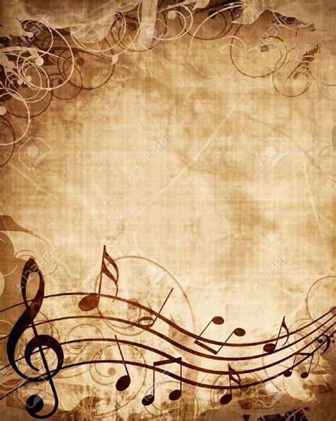 imagenes hermosas musicales hojas notas musicales buscar con google carton y papel