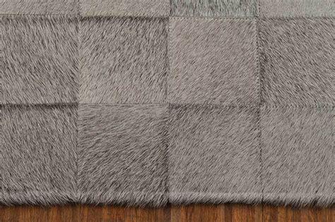 teppich 180 x 160 kuhfell teppich grau natur 180 x 120 cm kuhfelle