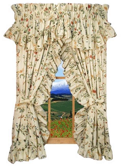 priscilla country curtains priscilla curtains floral prints and country on pinterest