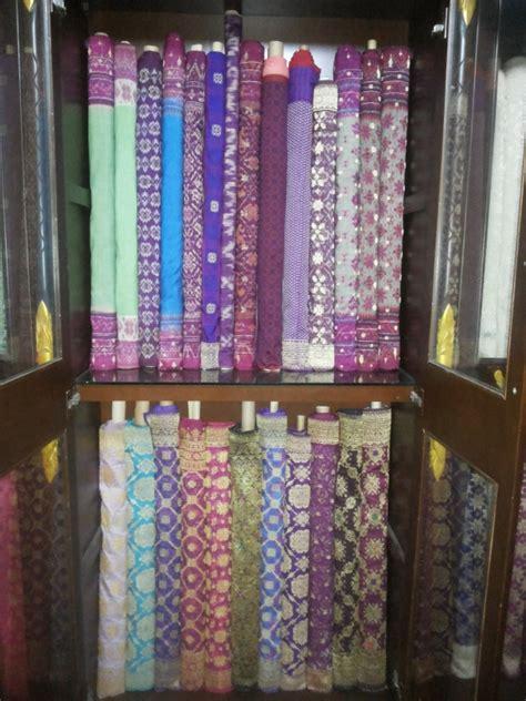 Songket Asli Palembang Multicolour 12 gaya cara mengenali kain songket buatan tangan dan mesin j