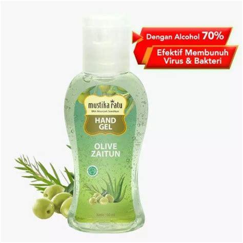 hand sanitizer hand gel olive zaitun ml shopee indonesia