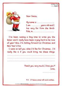send a letter to santa send a free letter to santa from