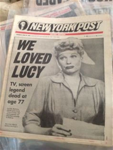 lucille ball death 1000 images about news on pinterest cheryl crane