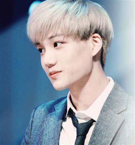 exo hair color treatment kai the single dad fluff romance you kai child taeoh