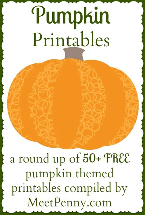 pumpkin activities 50 free pumpkin printables up meet