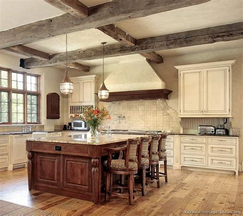 rustic white kitchen cabinets rustic kitchen designs pictures and inspiration