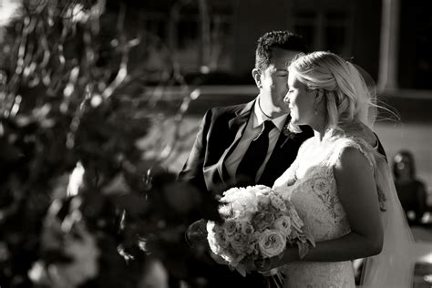 Black And White Wedding Photography by Aislinn Kate Photography Weddings